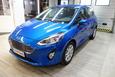 Ford FIESTA 1,0 EcoBoost Hybrid (mHEV) 125hv M6 Titanium 5-ovinen, vm. 2021, 0 tkm (3 / 13)