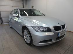 BMW 320 D E91 Touring, vm. 2007, 297 tkm
