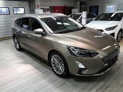 Ford FOCUS 1,0 EcoBoost 125hv A8 Titanium Wagon, vm. 2019, 0 tkm